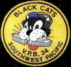 Black Cats patch